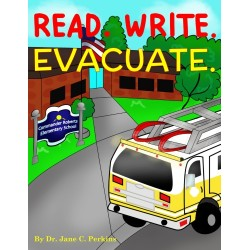 Read. Write. Evacuate.