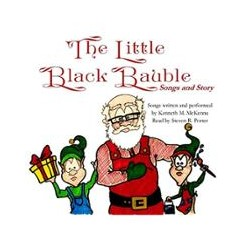 The Little Black Bauble -- CD